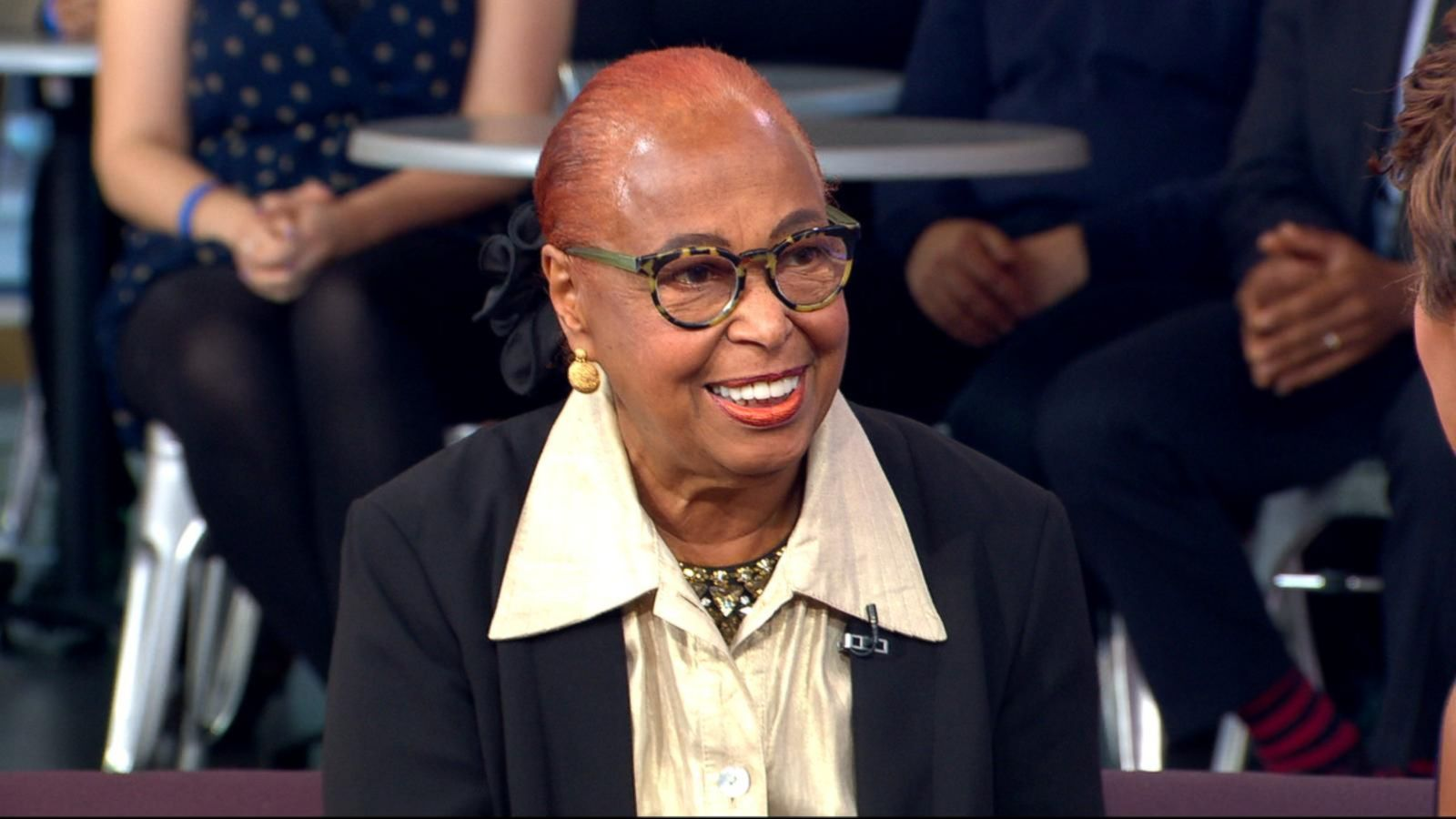 Ground breaking African American female doctor says she had to 'shake off haters' on her way to success
